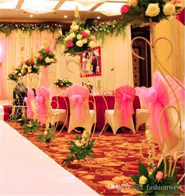 Wedding Props Table Wedding Decorations Wedding Supplies Snow White Organza Roll Fabric Spool Party Birthday Wedding Gift Wrap Decoration