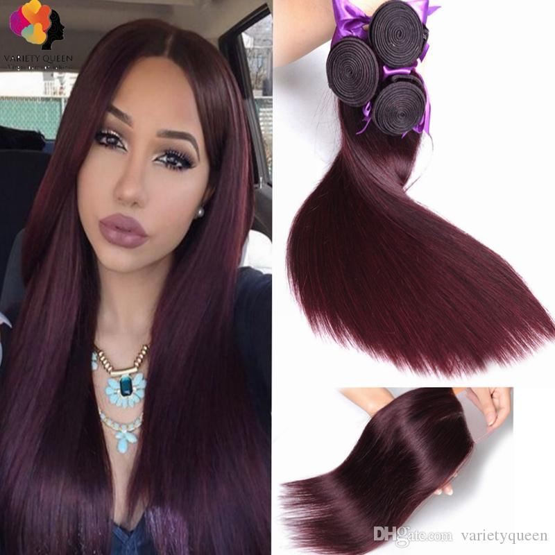 All Types Available Full Cuticle Colored Virgin Straight Brazilian