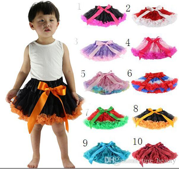a03d5d475 2019 15% Off Retail 25 Style Option Fit 1 10 Years Old Princess Pettiskirt Baby  Tutu Skirt Baby Ball Gown Girls Tutu Ballet Skirt,CL From Ture_beauty, ...