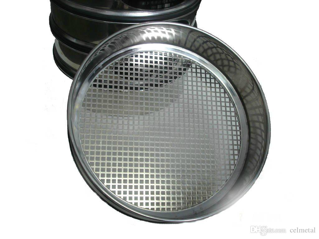 2018 Top Quality Stainless Steel Standard Test Sieve; Vibrating ...