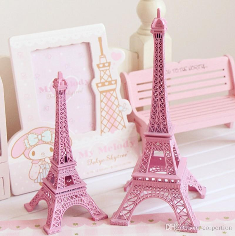 25cm 10 inch pink paris eiffel tower model metal art crafts unique 25cm 10 inch pink paris eiffel tower model metal art crafts unique decor wedding centerpieces table centerpiece theme decorations theme party from junglespirit Choice Image