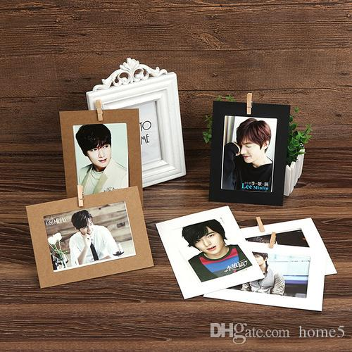 Discount Combination Wall Photo Frame Diy Hanging Picture Album ...