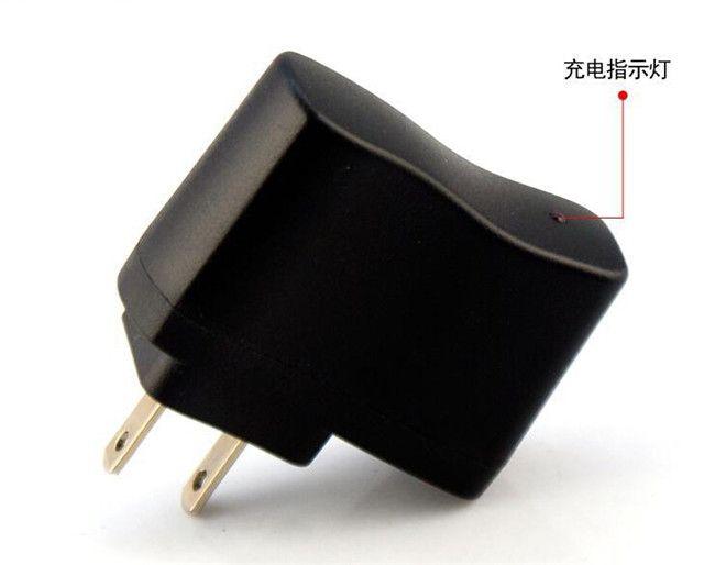 Commercio all'ingrosso 5V 500mAh USB Power caricatore da muro E Cig cellulare lettore MP3 Smart Watch US EU AC adattatore da parete casa 100 pz / lotto