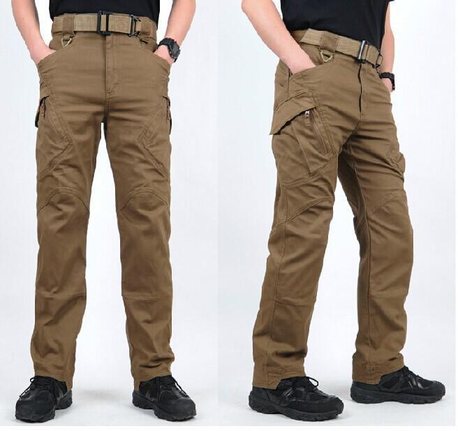 Compre 2017 Ix9 Ii Hombres Militar Pantalones Tacticos Pantalones De Combate Swat Pantalones Militares Del Ejercito Pantalones De Carga Para Hombre Al Aire Libre Pantalones De Algodon Casuales A 22 96 Del