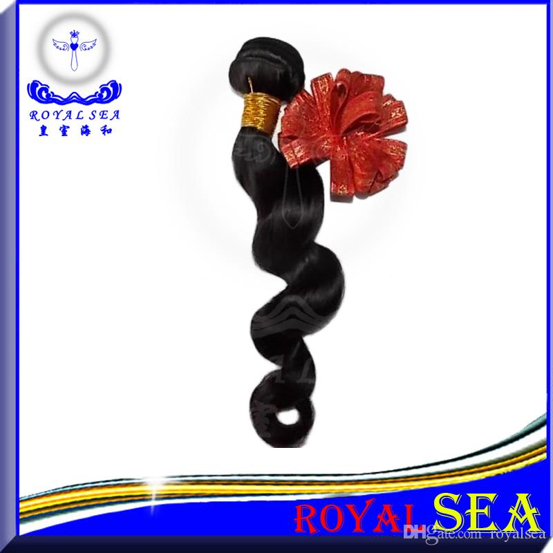 Mink 7A Brazilian Human Hair Loose Wave With Closure Remy Brazilian Loose Curly Hair Weave 2 Bundles With Closure More Wavy