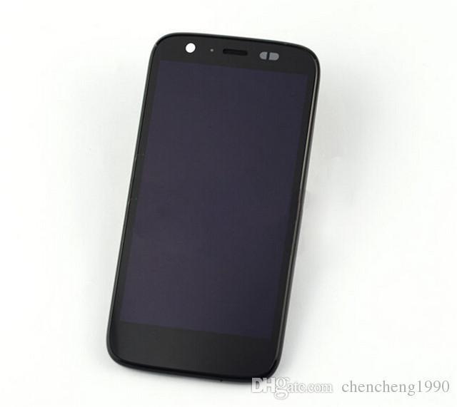 A +++ / Nouvelle Qualité LCD Affichage Avec Écran Tactile Digitizer + Cadre de Remplacement Pour Moto Motorola G G2 G3 XT1032 XT1063 XT1054