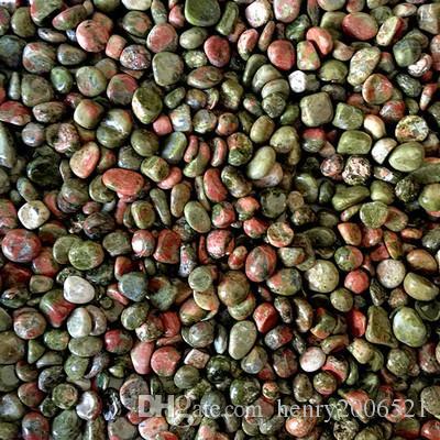 100g Natural Crystal Gravel Stones Rutilated Quartz Agate Degaussing Healing