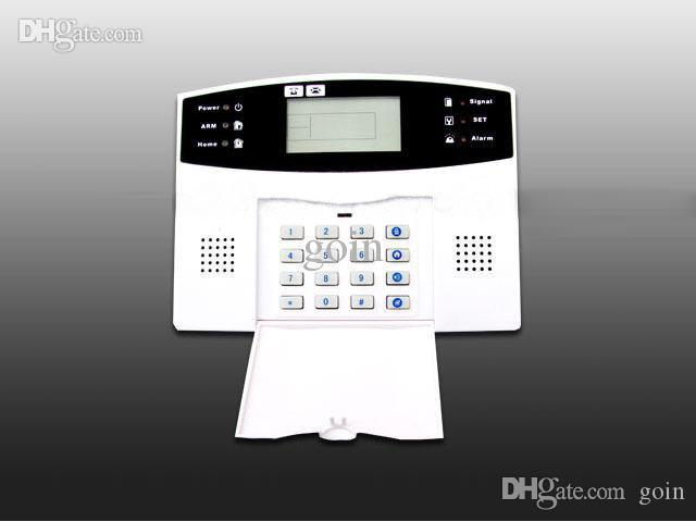 Wholesale-Smart Home Security GSM Alarm System Security home alarm system