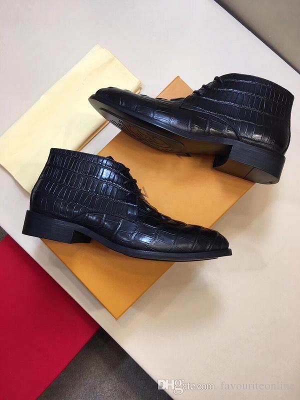 Oxford Schuhe Factory Direct Erste Schicht Rindsleder