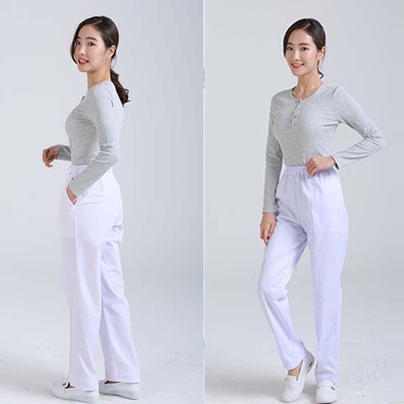 4e4910ffc81 Women Uniform Pants Summer Trouser Elastic Pants / Medical Nursing Scrub  Pants UK 2019 From Tll13525777503, GBP £$9.4 | DHgate UK