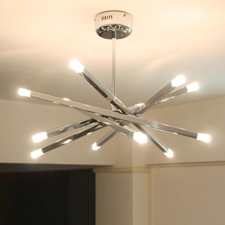 Modern Style Horizon Stars Ceiling Light Creative Lights Bedroom  Diningroom Living Room Bar Lighting Fixture Pendant
