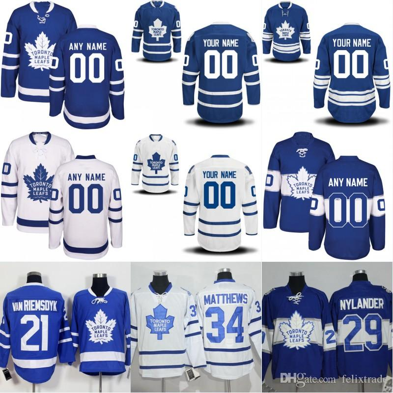 finest selection 269e1 1820b Mens 2017 Centennial Classic Toronto Maple Leafs Jersey 24 Kasperi Kapanen  29 William Nylander 55 Andreas Borgman 8 Connor Carrick Jerseys