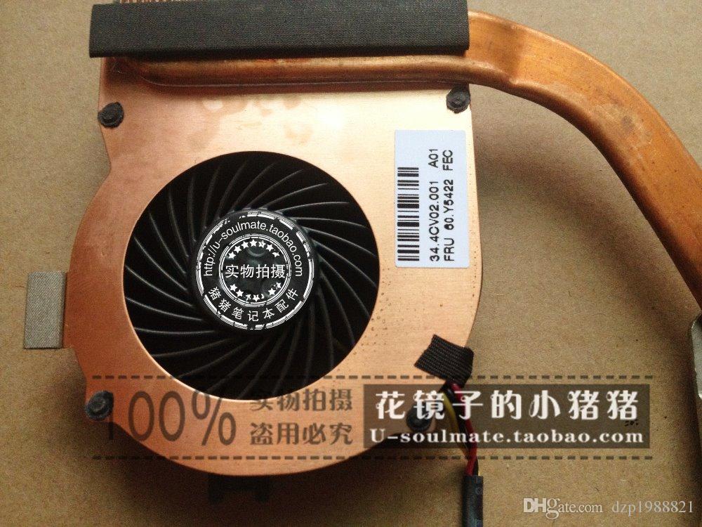 100% neue Original für IBM für Lenovo für ThinkPad X201 X201I CPU Lüfter Kühlkörper FRU 60Y5422