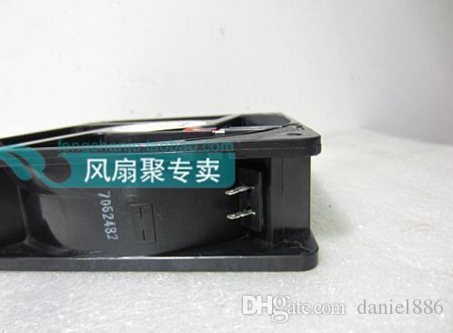 NMB-MAT 4715KL-05T-B40 24V 0.46A 12CM120 * 120 * 38 2 inversor alambre de ventilador de refrigeración