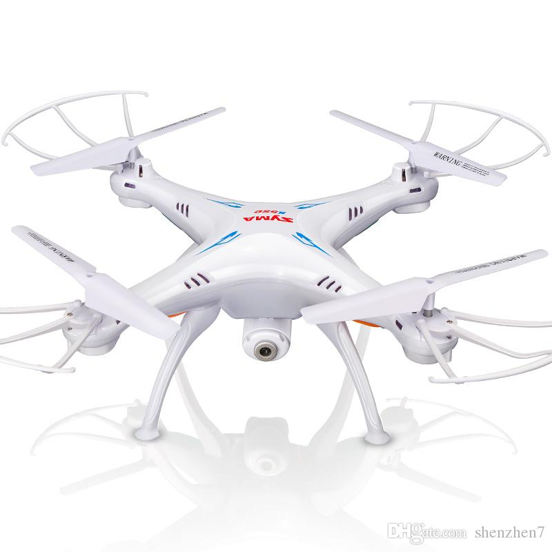 SYMA X5SW FPV RC Drone Headless Quadcopter with WiFi Camera 2.4G 6-Axis Medium Helicopter Quad copter Model DHL Free OTH146
