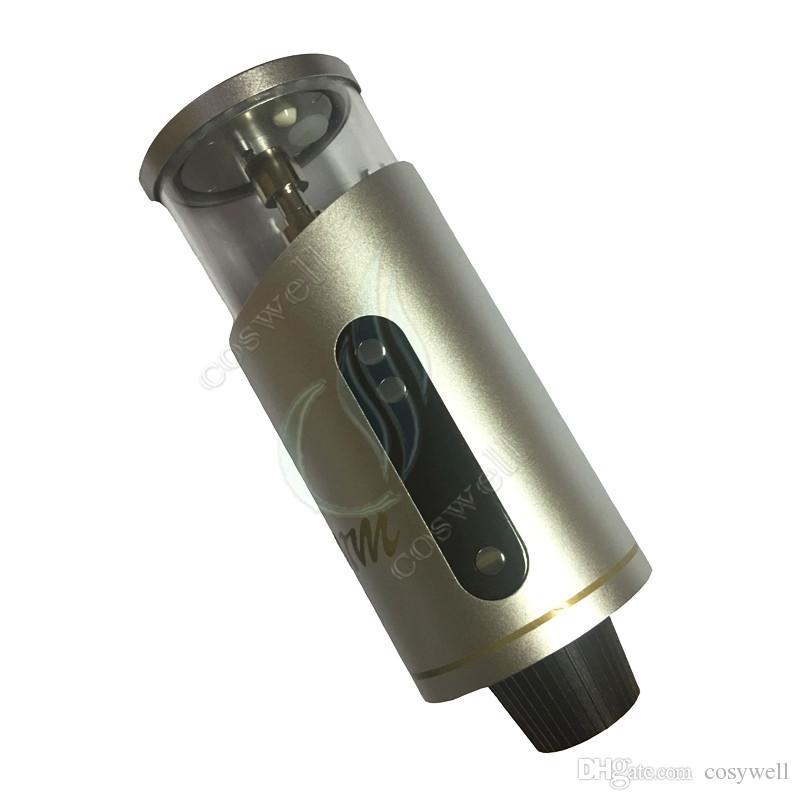 New version Kangerm ehookah 100W TC Kit e hookah 50ml 0.2ohm Tank 18650 battery portable Huge vapor bongs atomizer bong dab e cigarettes