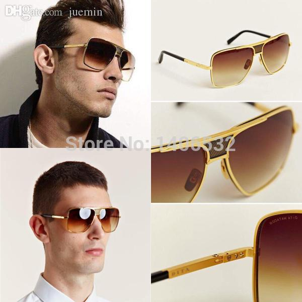 5b8dfb47c0 Wholesale-Dita Sunglasses Matador Square Dita Sunglasses Men DHL ...