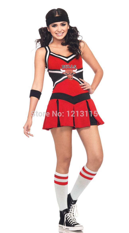 Online Cheap Basketball Baby Cheerleader Costumes Cosplay ...