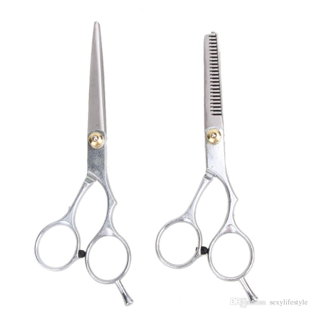 6 Inches Hair Cutting Thinning Scissor Hair Shears Barber Haircut
