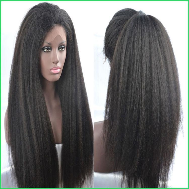 4x4   Silktop Italian Yaki Full Lace Wigs 50b7447ec1