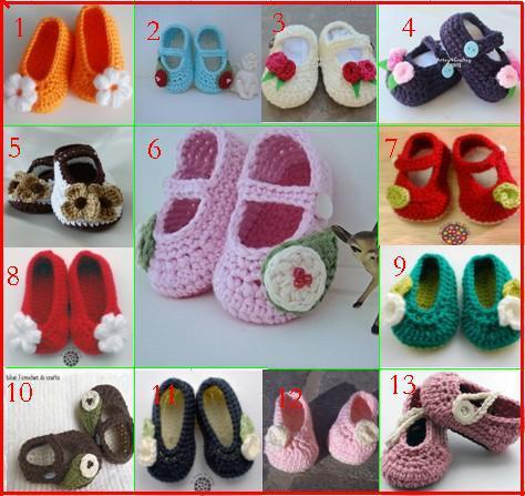 2015 Factory directly,Classic13styles girl crochet baby shoes,Infant footwear,size 9cm10cm11cm,Toddler shoes 0-12M cotton