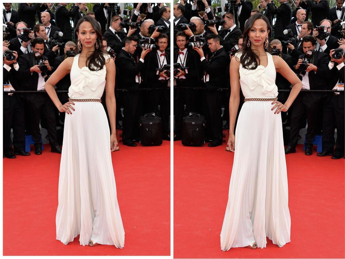 Großhandel Guci Sexy 2014 Meet Gala Elie Saab Celebrity Kleider ...