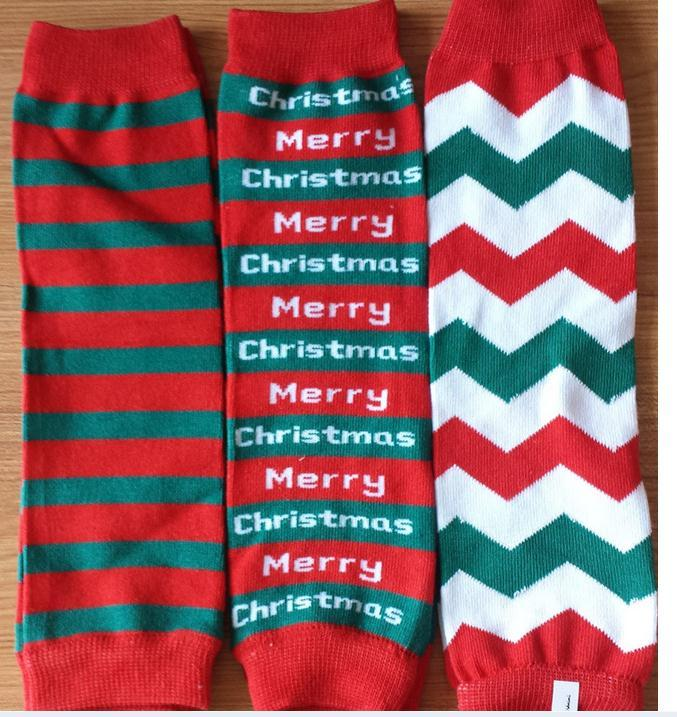 New Baby Girls Christmas Leg Warmers 2015 Hot Children Girl Red ...