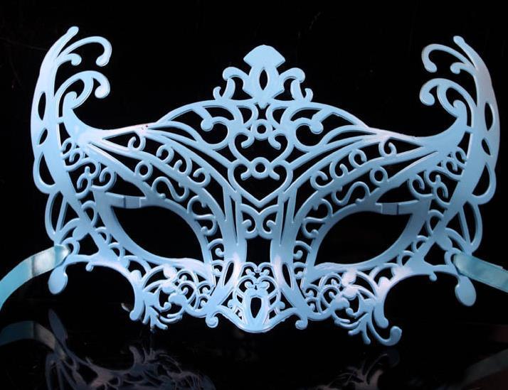 Мода женщины мужчины Маска 2015 дети Леди выдалбливают карнавал Хэллоуин Рождественская вечеринка маска костюм необычные платья мяч реквизит праздничные поставки