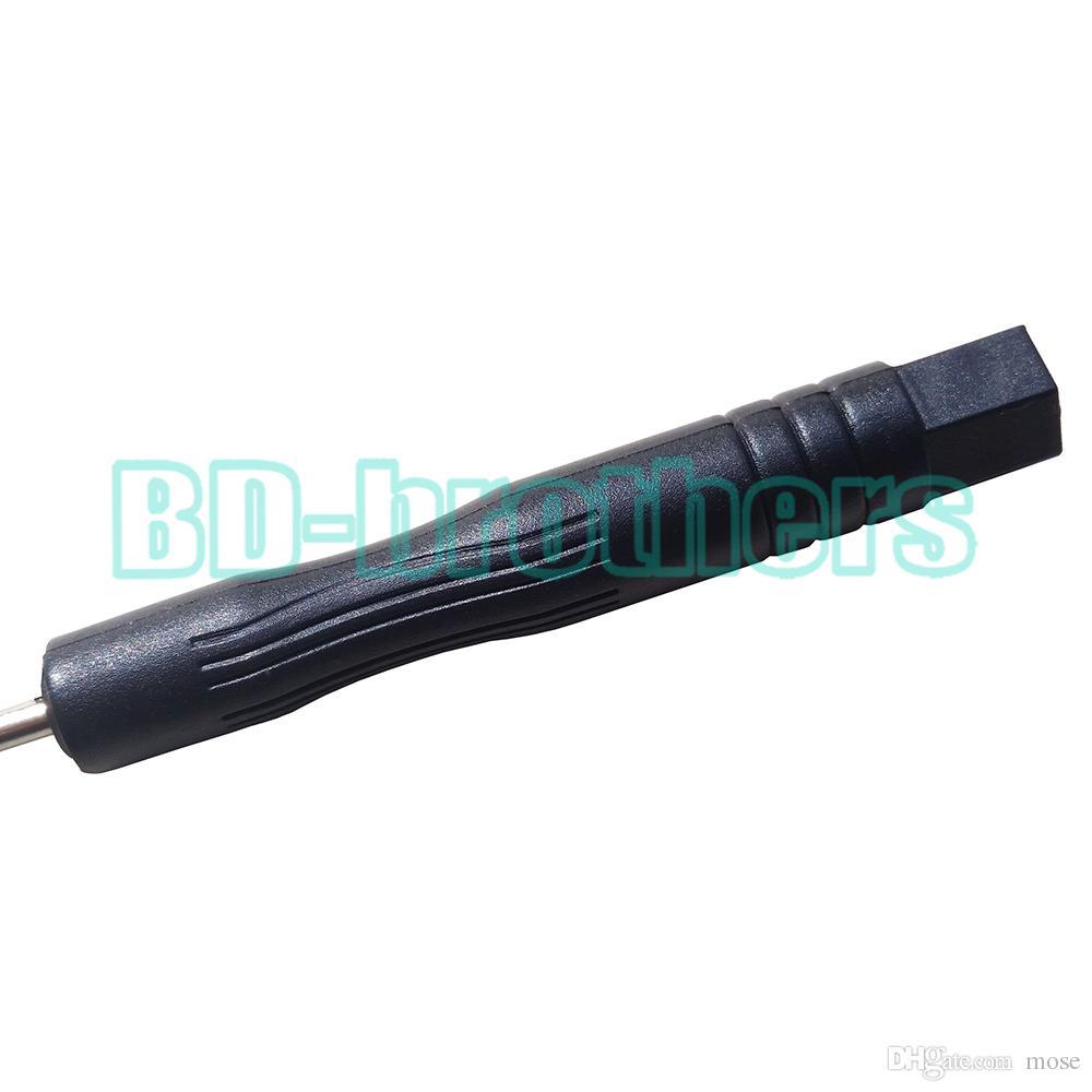 새 도착한 블랙 T6 드라이버 Torx 스크류 드라이버 컴퓨터 하드 드라이브 용 키 열기 도구 Samsung Nokia Moto Phone / 수리