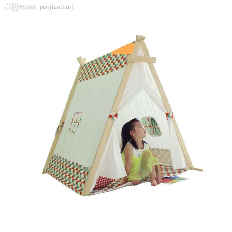 Wholesale Kidsu0027 Play Tent Classic Herringbone By Teepee And Tent Little Girls Tents Kids Play House Tent From Paojiaotianji $207.46| Dhgate.Com  sc 1 st  DHgate.com & Wholesale Kidsu0027 Play Tent Classic Herringbone By Teepee And Tent ...