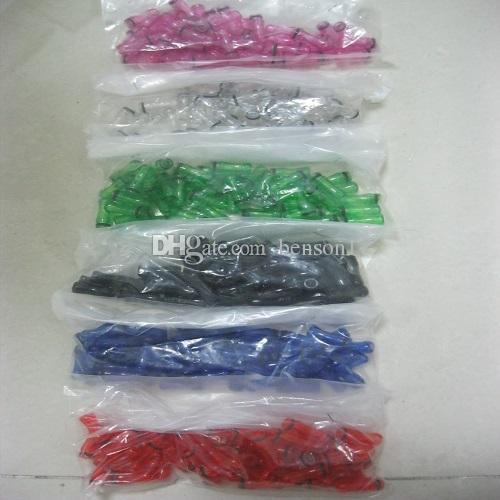 Plastic Drip Tips Mouthpiece transparent Colorful for EE2 /Vivi Nova 510 e cig Mouthpiece 510 e cig drip tip VS tip vivi nova