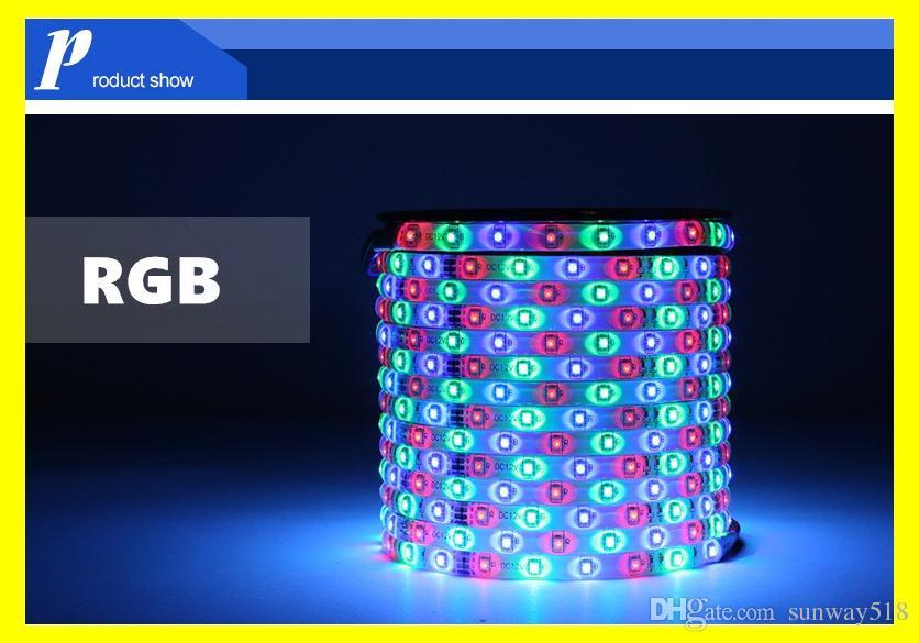 100M 20 rolls Led Strip Light 3528 SMD 300Led Waterproof IP65 100 meter led ribbon on sales Christmas Gifts DHL FedEx