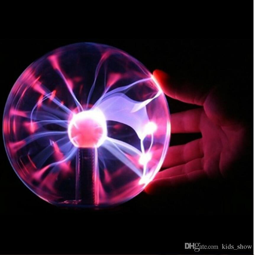 Acheter Plasma Boule Magique Cristal Plasma Boule Lumineuse