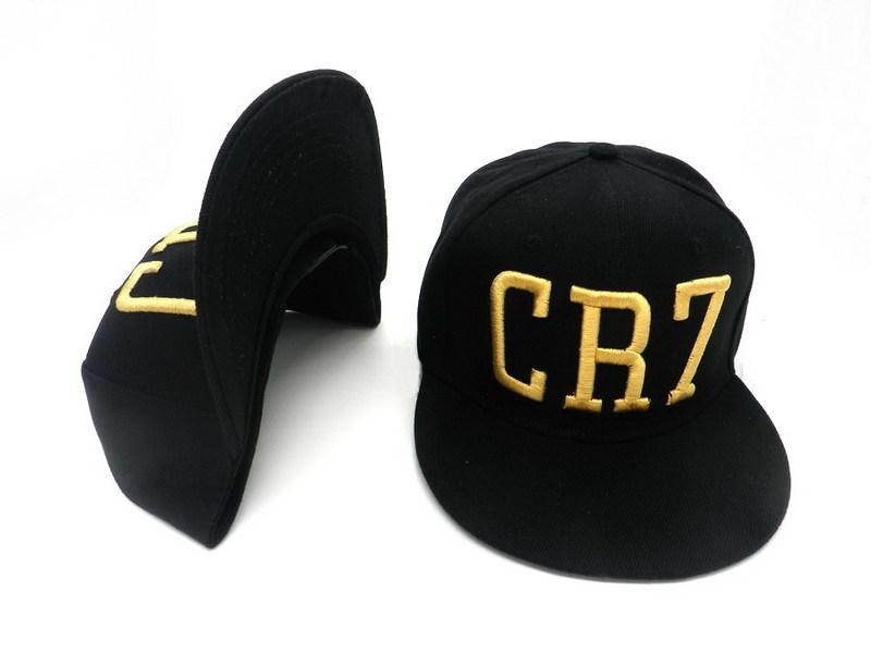 2015 Madrid CAPPELLO RARE GOLD CR7 CAP CRISTIANO RONALDO TEAM SPORT  SNAPBACK Adjustable Baseball HAT Hats f795417a67ea