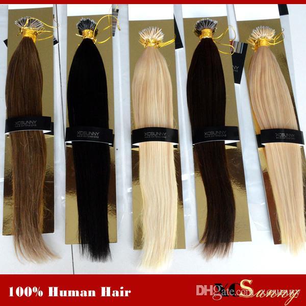 Xcsunny Stock Nano Bead Hair Extensions 1820 100gpk Nano Rings