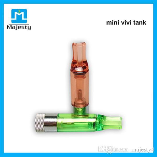 Топ Продаж Клиромайзер Мини Vivi Tank Двойной Сменный Катушка Fit с эго Батареей против ce4 ce5 мини-распылитель Бесплатная Доставка