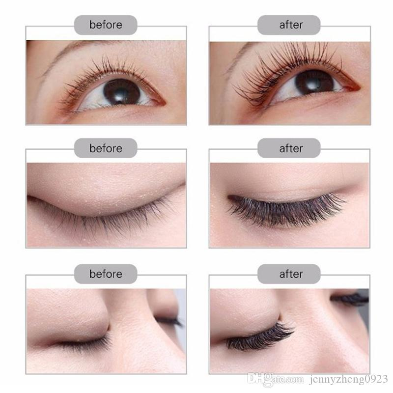 5Case 0.07mm C Curl Real Mink Eyelash Extensions 8-12mm Super Thin and Soft Material can be