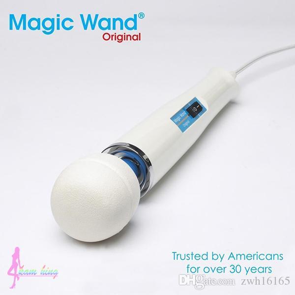 HV-260 волшебная палочка массажер AV вибратор массажер 110-240 В личного всего тела массажер продукты секса вибраторы US/EU/AU / UK Plug