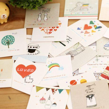 Wholesale cute small birthday cardskids small happy birthday wholesale cute small birthday cardskids small happy birthday greeting cards with envelopes christmas card greetings christmas card online free from baolv m4hsunfo