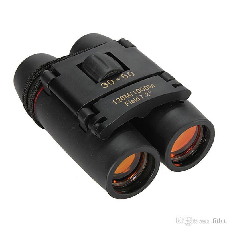 الرؤية الليلية 30 × 60 تكبير تلسكوب مجهر عسكري بصري
