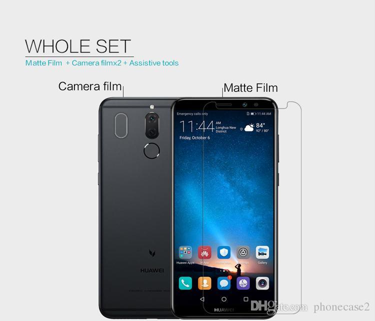 For Huawei Nova 2i Nova2i screen protector NILLKIN Anti-Glare Matte protective film for huawei mate 10 lite with retailed package