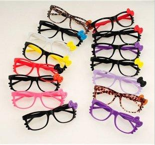 69be87513 2019 Wholesale Hello Kitty Sunglasses/Cheap Hello Kitty Glasses Frames With  Bowknot/Fashion Eyeglasses Frame+From Only_no1, $39.2 | DHgate.Com