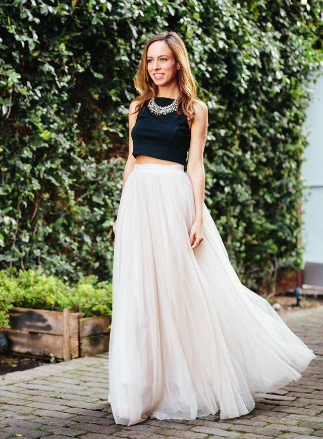 2017 Long Length Layered Tulle Tutu Skirts For Adults Custom Made A-Line Cheap Party Prom Skirts Women Clothing Cheap