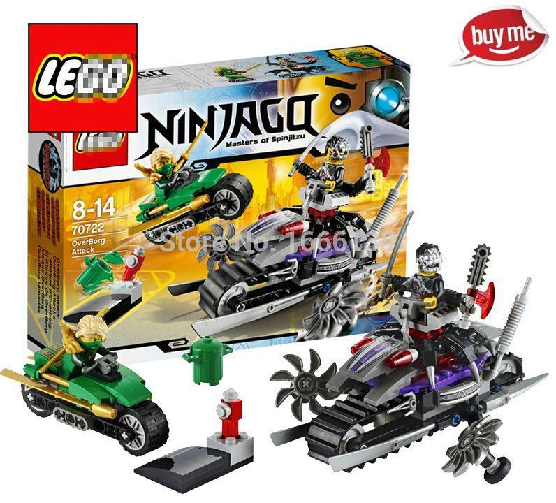 2019 Ninjago Overborg Attack Nindroid Pixal Green Ninja Cyrus Borg