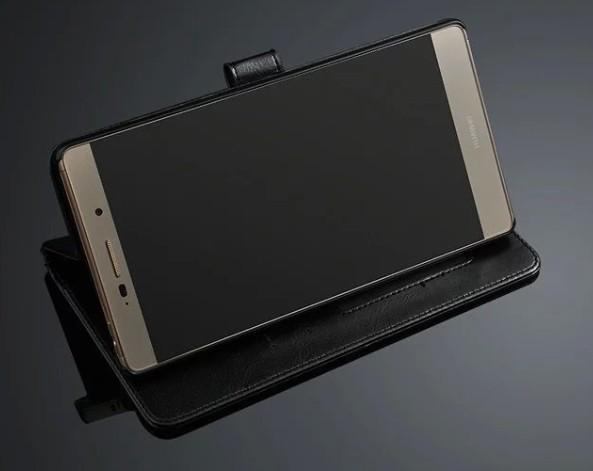 Noble Klasse voor Huawei P8 Max Case Originele Kleurrijke Portemonnee Flip Cover Leuke ultradunne Slanke luxe lederen tas voor Huawei Ascend P8 MAX