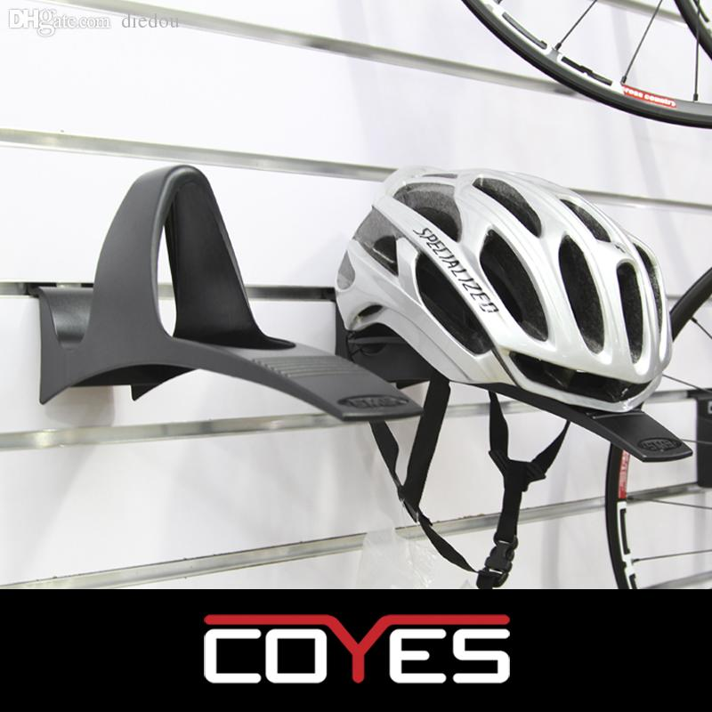 Merveilleux 2018 Wholesale Mtb Helmet Road Cycling Helmet Bmx Bicycle Helmet Storage  Wall Mounted Rack Stands Plastic Hanger Hook From Hilery, $25.53 |  Dhgate.Com