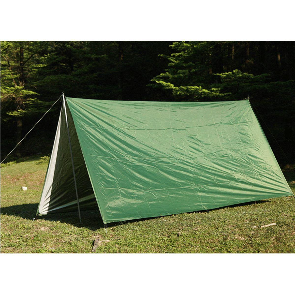Wholesale- 3mx3m Waterproof Sun Shelter Tarp Survival C&ing Climbing Outdoor Tent Patio Top Sun Shade Awning Canopy Garden Tent Shade Shelter Tarp Sun ...  sc 1 st  DHgate.com & Wholesale- 3mx3m Waterproof Sun Shelter Tarp Survival Camping ...