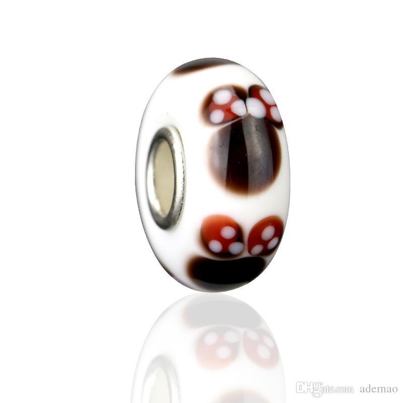 2016 NOUVELLES perles en argent 925 s'accordent au style européen Pandora DIY Series 9 modèles mélangent MD02