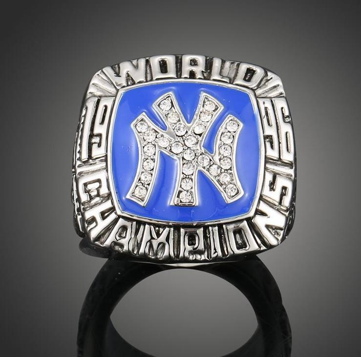 2019 1996 New York Major League Baseball Championship Rings Baseball World  Champion Rings Vintage Men Jewelry Fine Classic Collection Jewelry From ... 75094926a