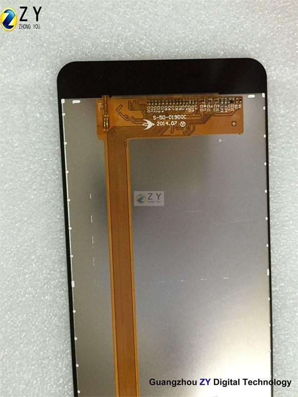 Asamblea del digitizador de la pantalla LCD para la exhibición del lcd de Avvio 795 con tacto con precio al por mayor / ZY LCD